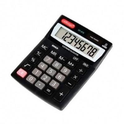 Calculadora Calfuego de mesa 8TS