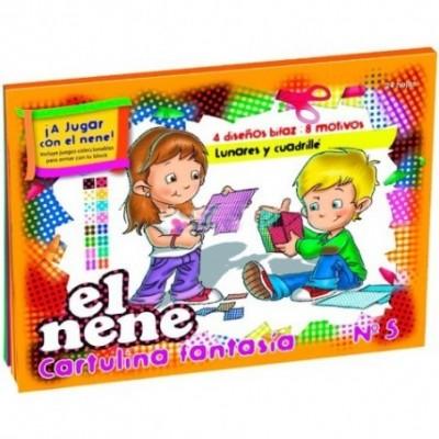 Block Nº 5 fantasia El Nene