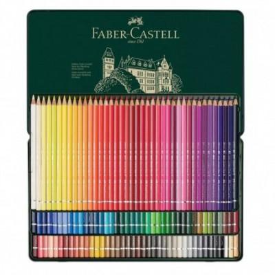 Lapices Acuarelables Durer x120 colores Lata Faber-Castell