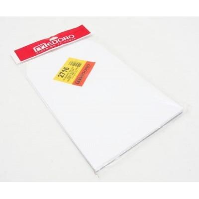 Sobre bolsa blanco 20,5x28 cm 80 grs x 10 unidades