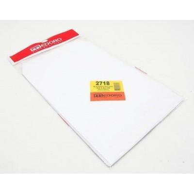 Sobre bolsa blanco 25x35,3 cm 80 grs x 10 unidades