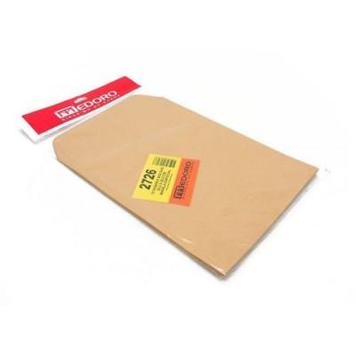 Sobre bolsa manila 20,5x28 cm 80 grs x 10 unidades