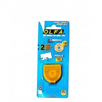 Cuchillas de repuesto de 18 mm OLFA