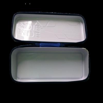 Canopla de hojalata rectangular con cierre Rapido y Furioso Mooving