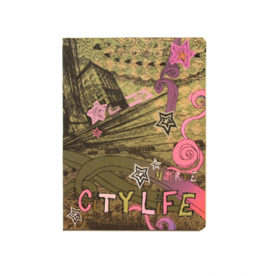 Cuaderno cosido con indice x50 hojas Norte