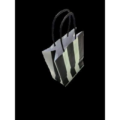 Bolsa de regalo estilo barras 22 x 30 FANPACK
