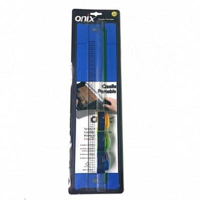 Cizalla portable con tres tipos de corte A4 ONIX
