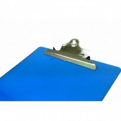 Portablock A4 rosa / azul de acrilico ONIX