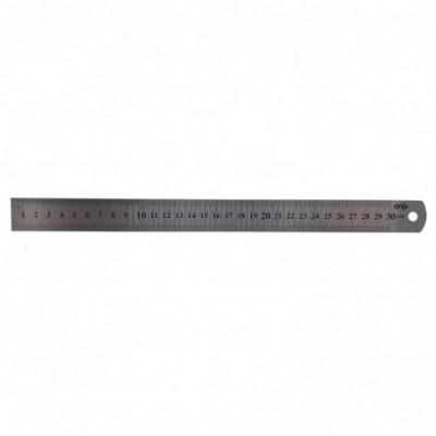 Regla ACERO 30 cm Onix