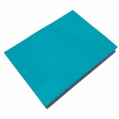 Nota Adhesiva 100x75 mm x80 hojas surtidos NEON TURQUESA Memo Fix