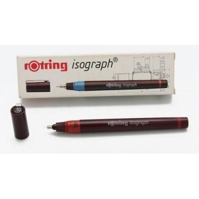 Isograph estilografo completo 0,1 Rotring