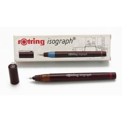 Isograph estilografo completo 0,5 Rotring