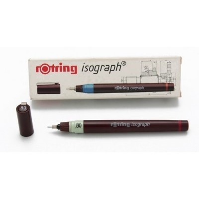 Isograph estilografo completo 0,8 Rotring