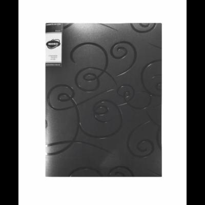 Carpeta A4 con 40 folios de tapa dura Ribbon Rideo