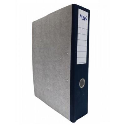 Bibliorato lomo ancho OFICIO de cartón con solapa telada MAG