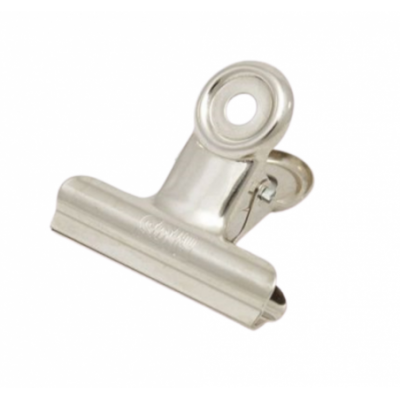 Aprieta papel niquelado de 38 mm Art 203 SDI