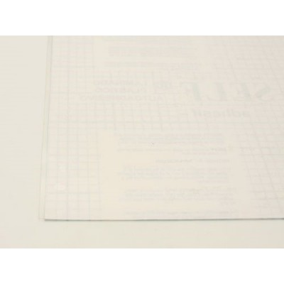 Hojas para plastificar en frio 50 x 37cm 200 micrones  Self
