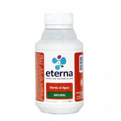 Barniz al Agua NATURAL x350 ml Eterna