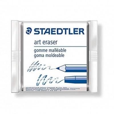 Goma Moldeable MARS ART ERASER tipo miga de pan Staedtler