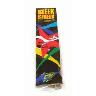 Avión Sleek Streek en bolsa para armar Aerostar