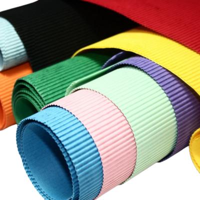 Cartón microcorrugado de colores 50x70 cm Bropaco