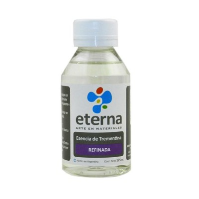 Esencia Trementina Estudio x125 cc Eterna
