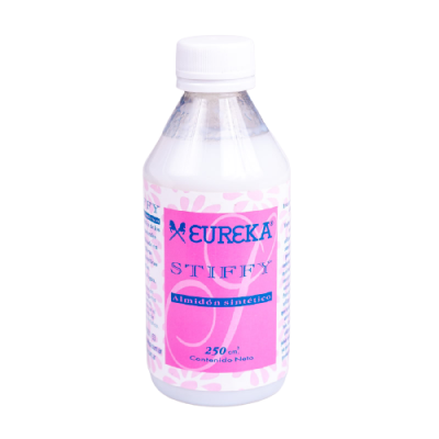 Stiffy (almidon sintetico) 250cc Eureka