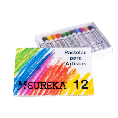 Pasteles superfinos x 12 unidades Eureka
