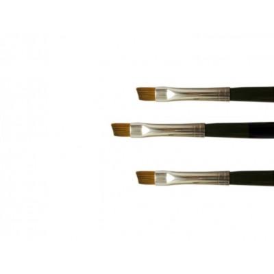Pincel de marta sintética Kolinex angular Serie 4158 Casan desde N°2