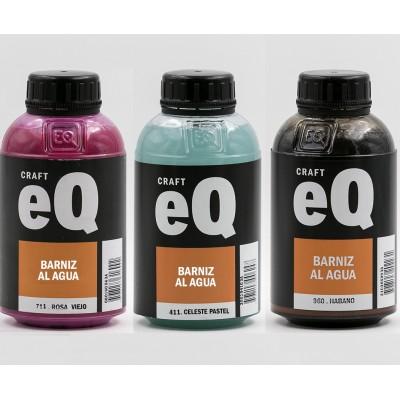 Barniz Color al Agua x375 cc EqArte