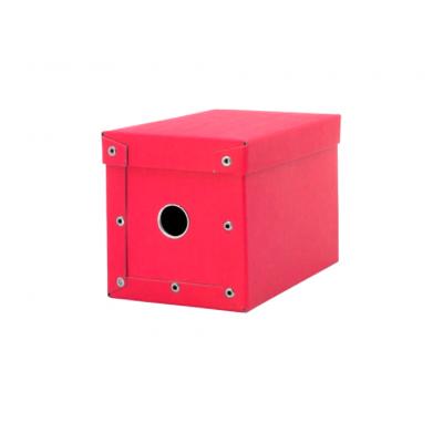 Caja de carton para CD de colores Les Cahiers
