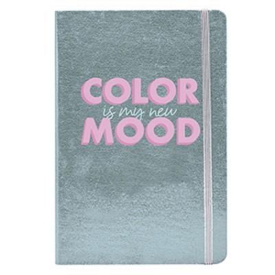 Cuaderno A5 Bullet Journal tapa flexible Mood Mooving