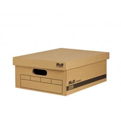 Caja de archivo americana baja 40x31x17 cm M&D