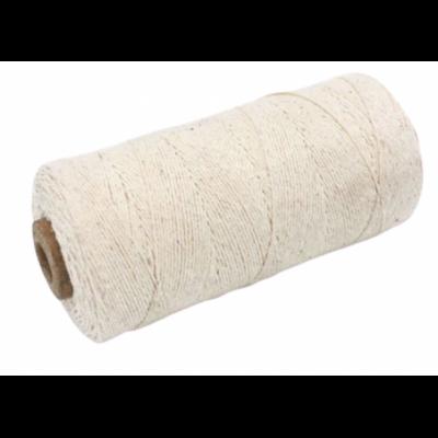 Hilo de algodón BLANCO en bobina x300 gramos