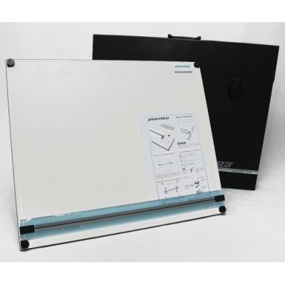Tablero portatil 50 x 60 cm con portatablero Plantec