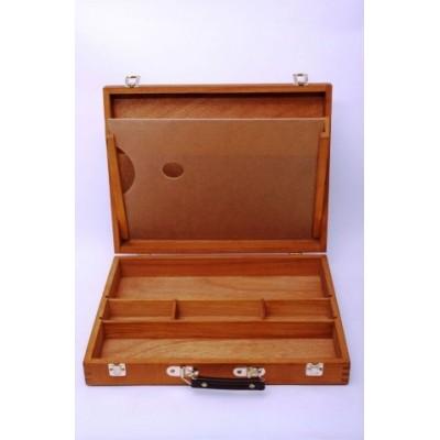 Caja de pintor con paleta 42x33x8cm StationeryImag