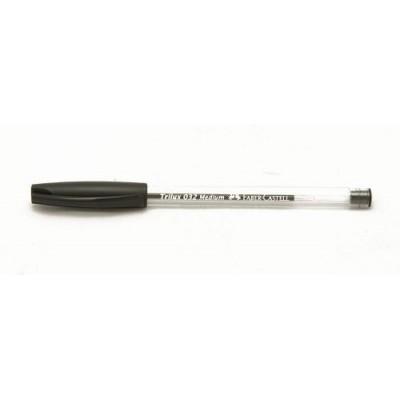 Boligrafo NEGRO 1mm Trilux Faber-Castell