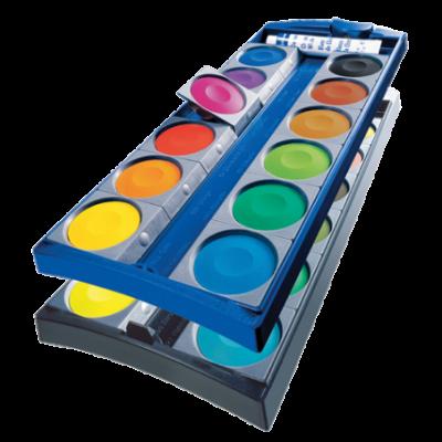 Acuarela K735 x24 pastillas de colores Pelikan