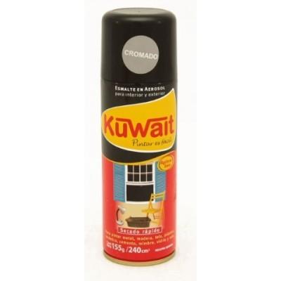 Esmalte Sintético en Aerosol metal ORO x240 cc Kuwait