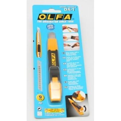 Cuchilla DA-1 9 mm Olfa