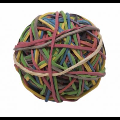 Bandas elásticas de 40 mm COLORES pelota x100 grs. Sifap