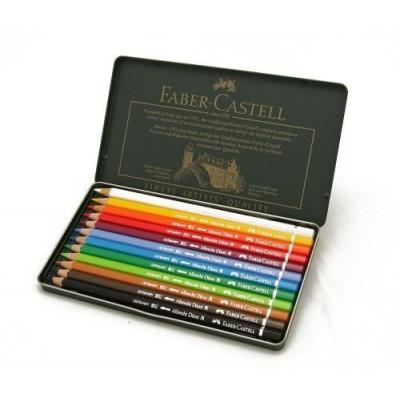 Lapices acuarelables Durer x 12 Faber-Castell