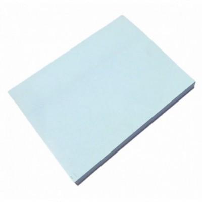 Nota adhesiva 101x74 mm x100 hojas CELESTE PASTEL Memo Fix