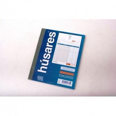 Talonario multiuso x duplicado Husares