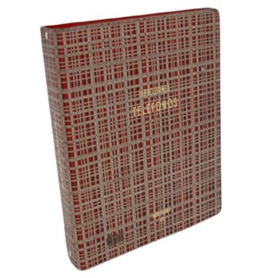Carpeta Indice 20x25 cm con hojas móviles Art 510 Meridiano