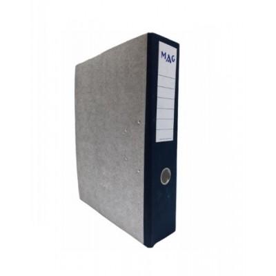 Bibliorato lomo ancho A4 de cartón con solapa telada MAG